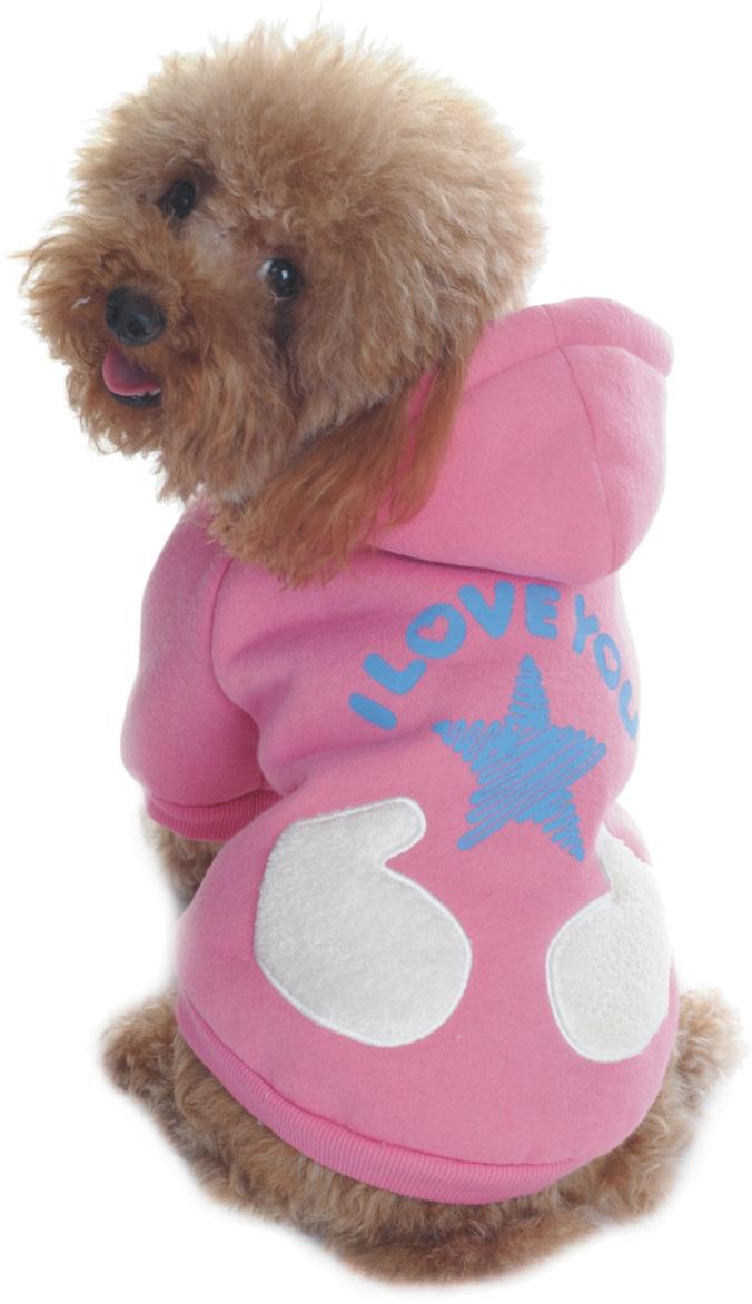 "Куртка для собак ""Dobaz"", цвет: розовый. ДА1122АХХЛ. Размер XXL"