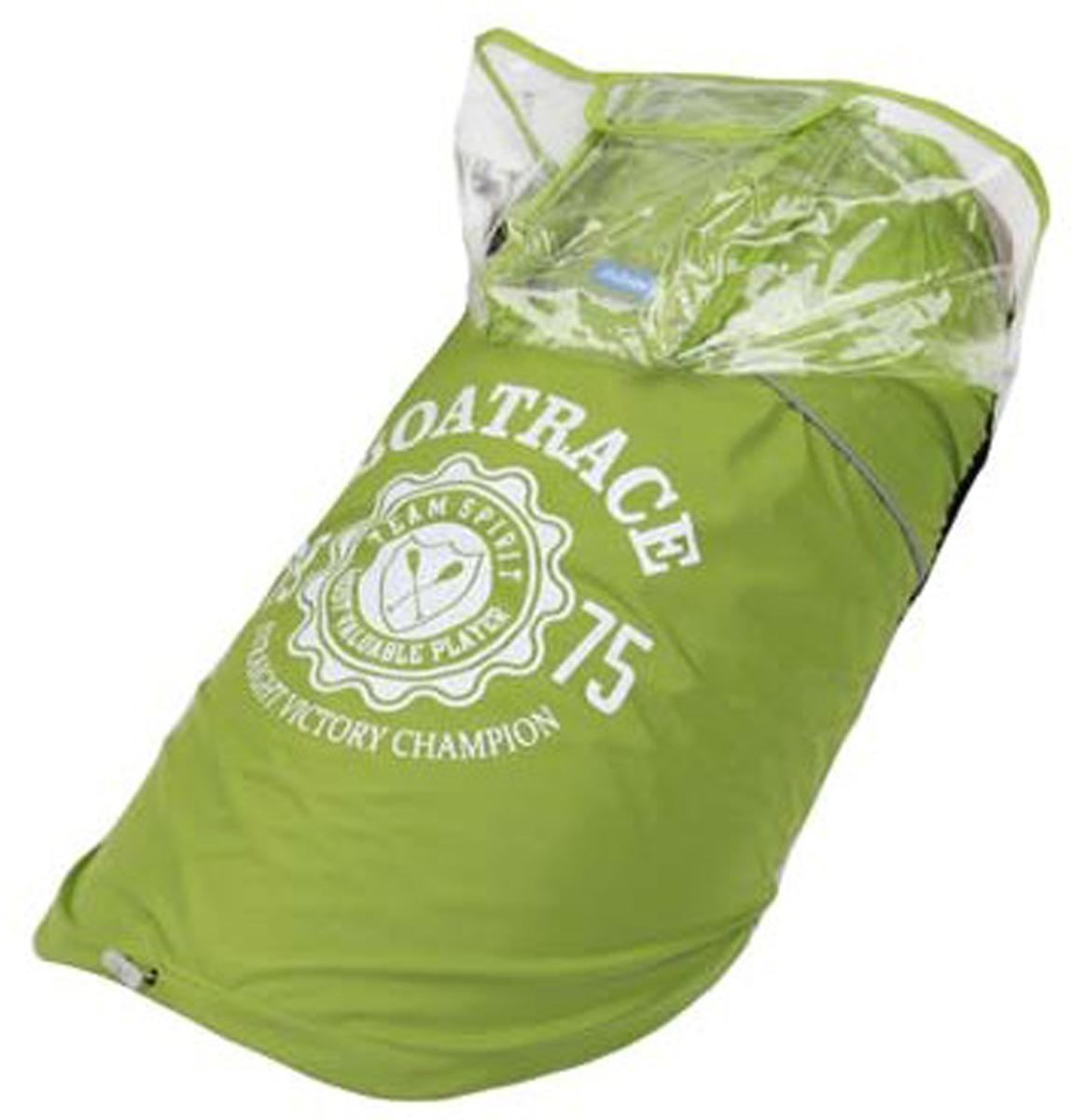 Фото - Куртка для собак Dobaz, водонепроницаемая, цвет: прозрачно-зеленый. ДА13033СЛ. Размер L куртка ветровка мужская сплав mantis цвет оливковый 1308096 размер 48 50 158 164