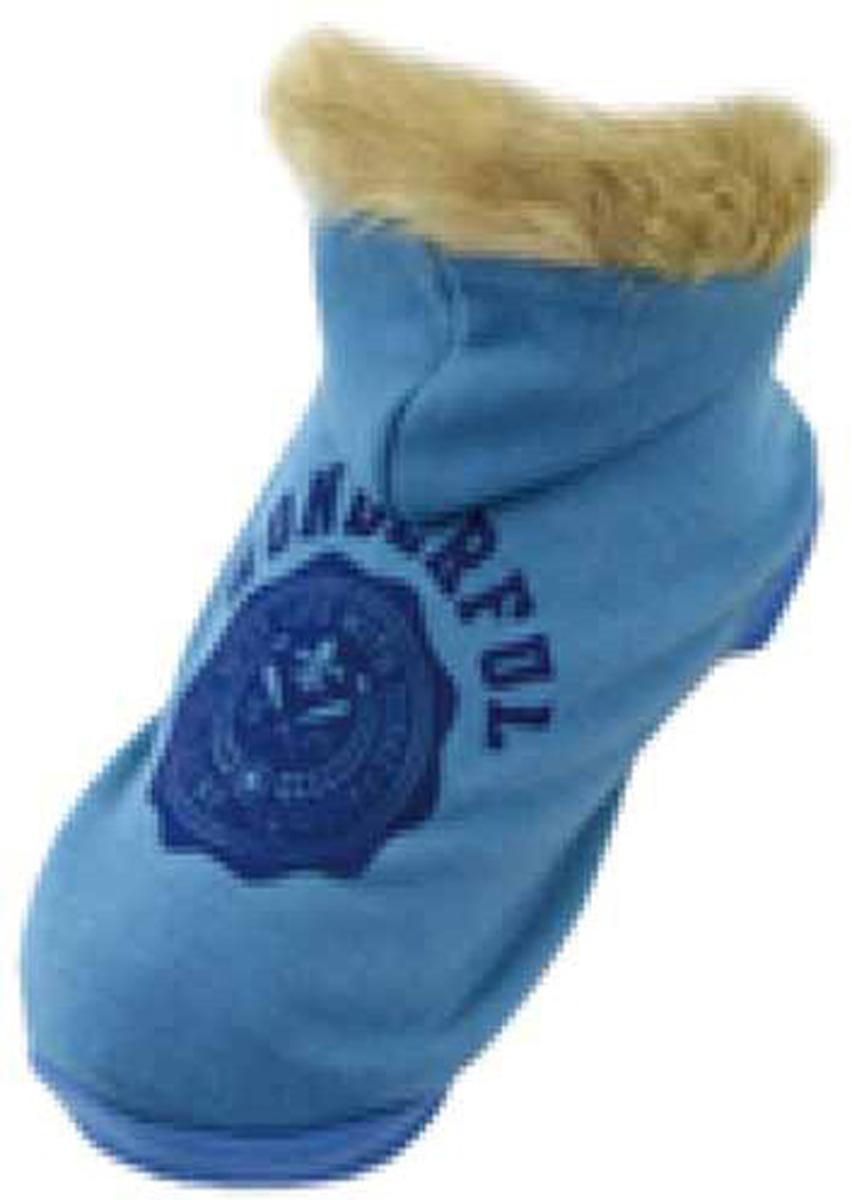 Майка-толстовка для собак Dobaz, унисекс, цвет: голубой. ДА13039АХЛ. Размер XL толстовка для собак fidget go dogbaby цвет черный белый унисекс размер xl