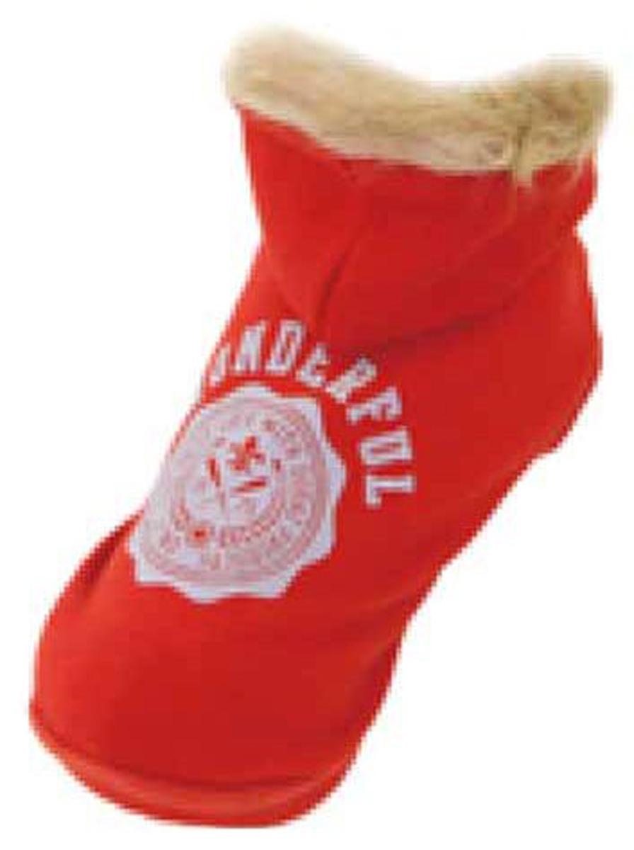 Майка-толстовка для собак Dobaz, цвет: красный. ДА13039БЛ. Размер L толстовка для собак dobaz carifonia цвет черный да1209дхс размер xs
