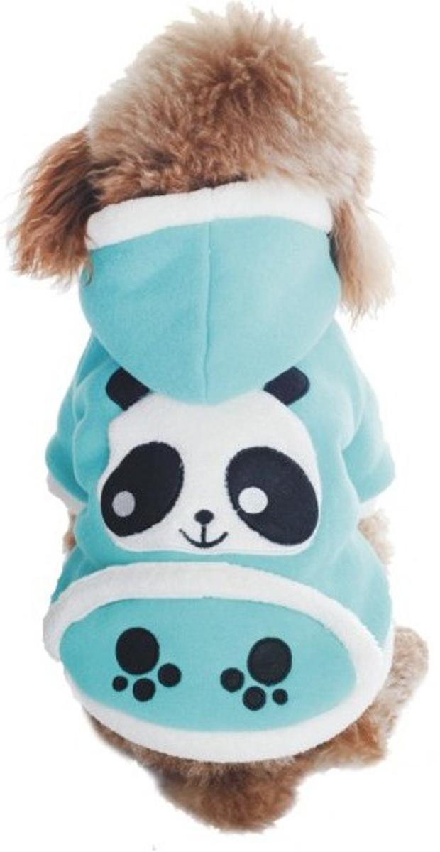 """Куртка для собак """"Dobaz"""", утепленная, цвет: бирюзовый. ДЛ1106АХЛ. Размер XL"""