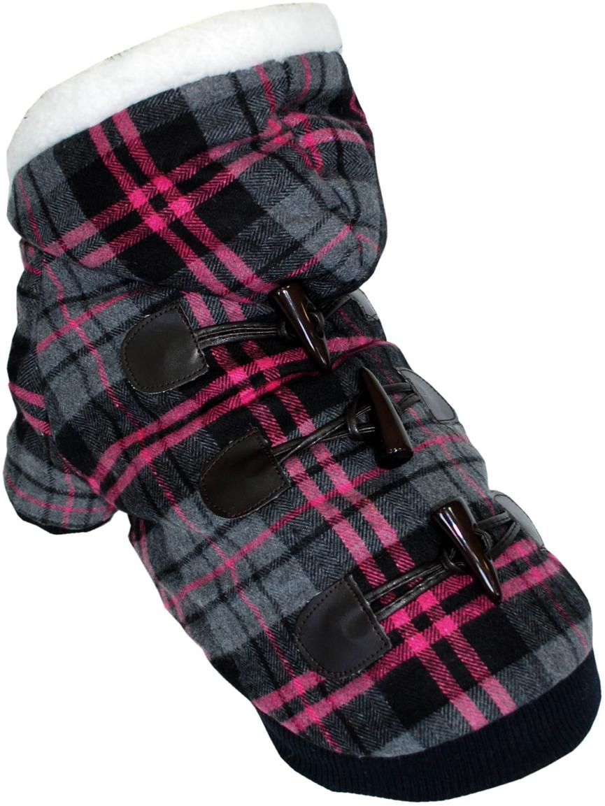 "Куртка для собак ""Pet's INN"", цвет: розовый. Пет26ХЛ. Размер XL"