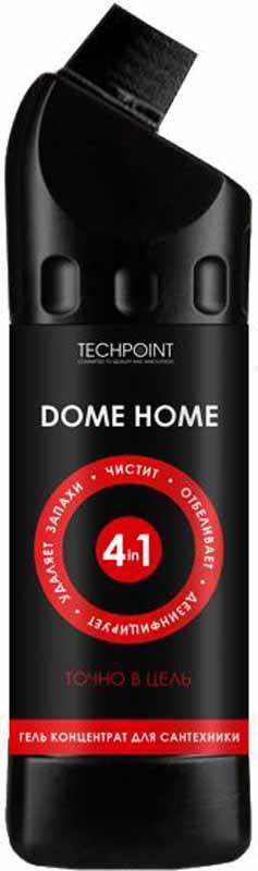Гель для сантехники Techpoint, концентрат, 750 мл чистящее средство techpoint для сантехники гель концентрат 750 мл