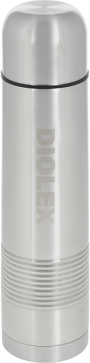 """Термос """"Diolex"""", с узким горлом, 1 л. DXR-1000-1"""