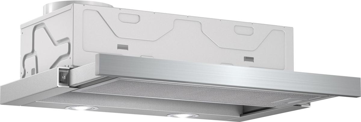 Фото Вытяжка встраиваемая Bosch DFM064W51, Silver