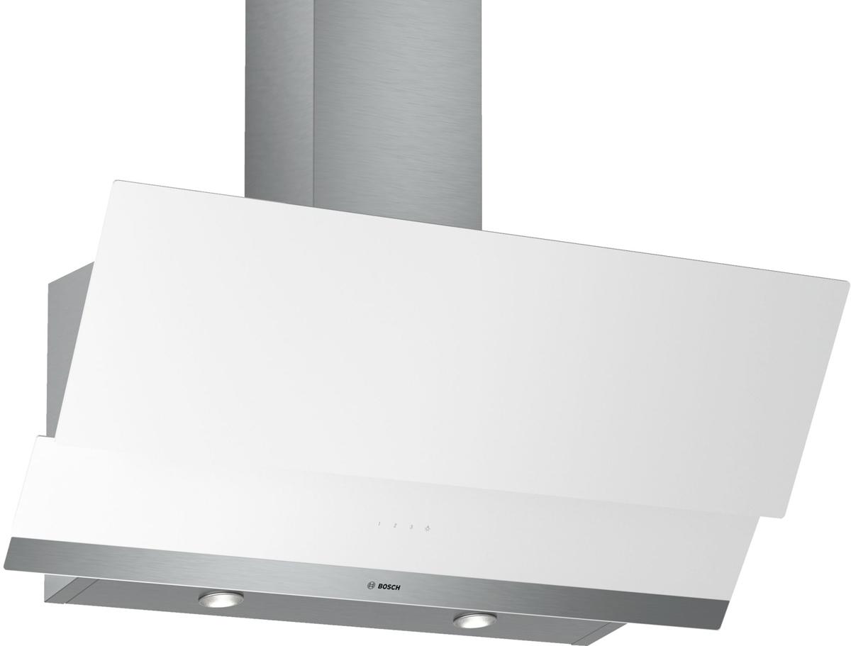 Bosch DWK095G20R, White вытяжка наклонная