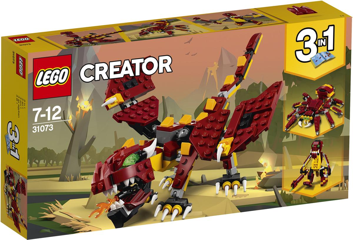 LEGO Creator 31073 Мифические существа Конструктор