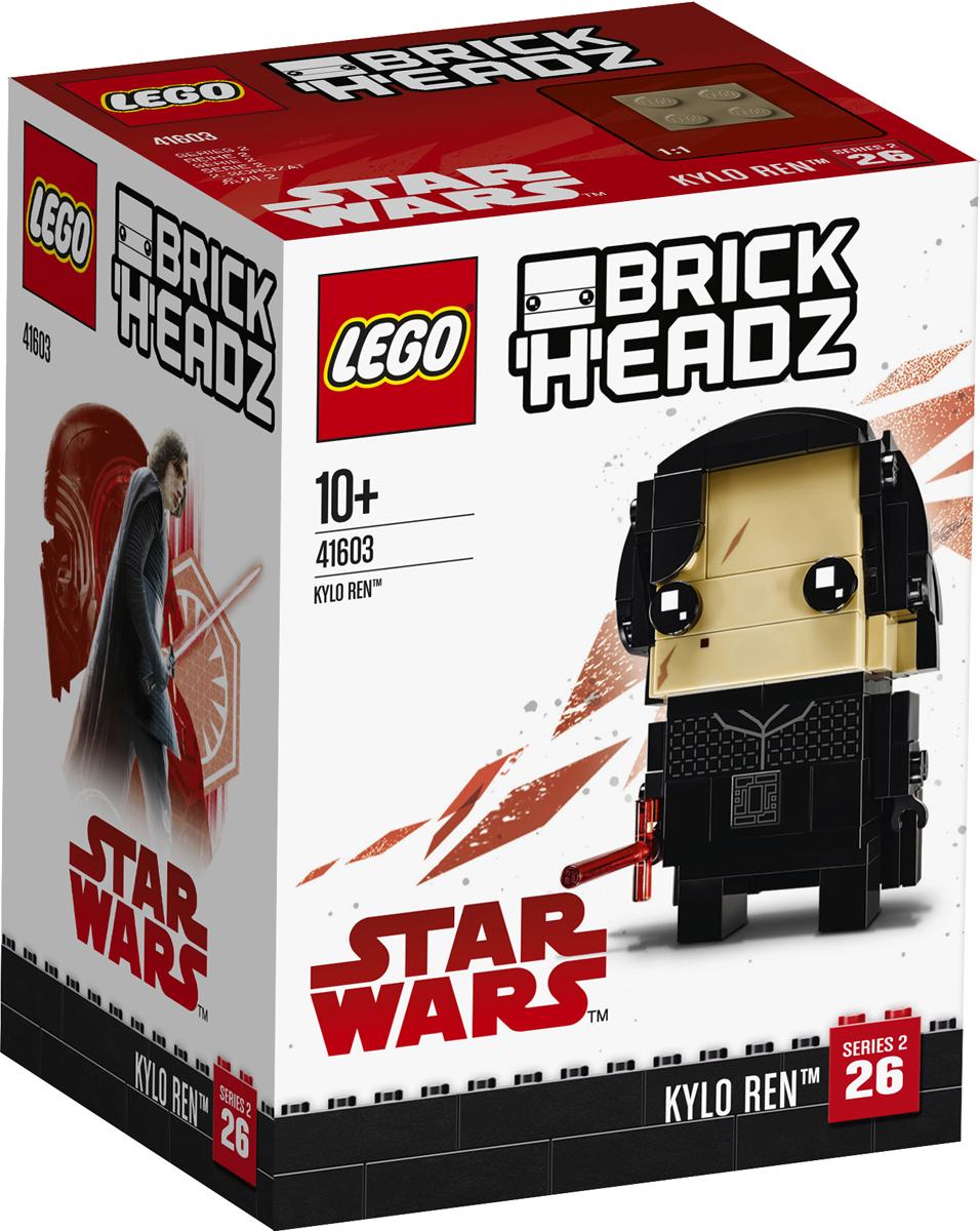 LEGO BrickHeadz 41603 Кайло Рен Конструктор lego lego звездные войны спидер первого ордена 117 элементов