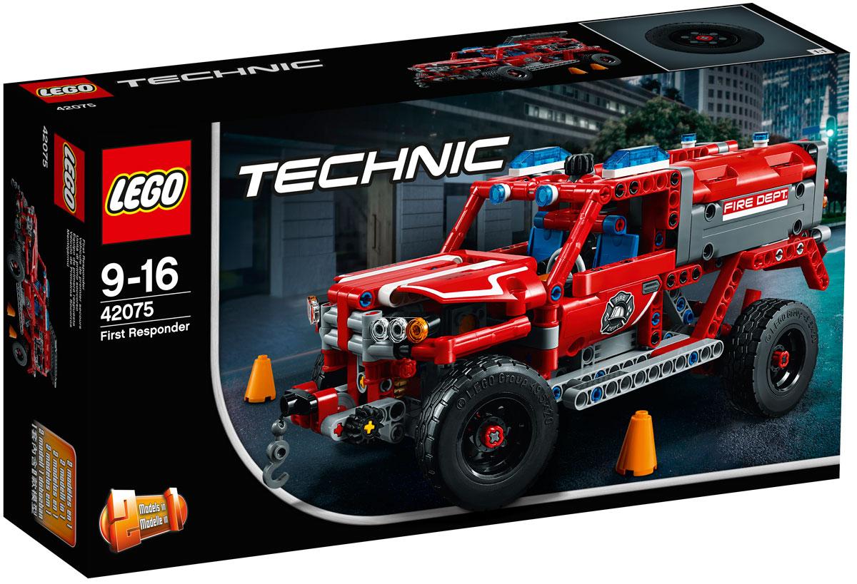 LEGO Technic 42075 Служба быстрого реагирования Конструктор