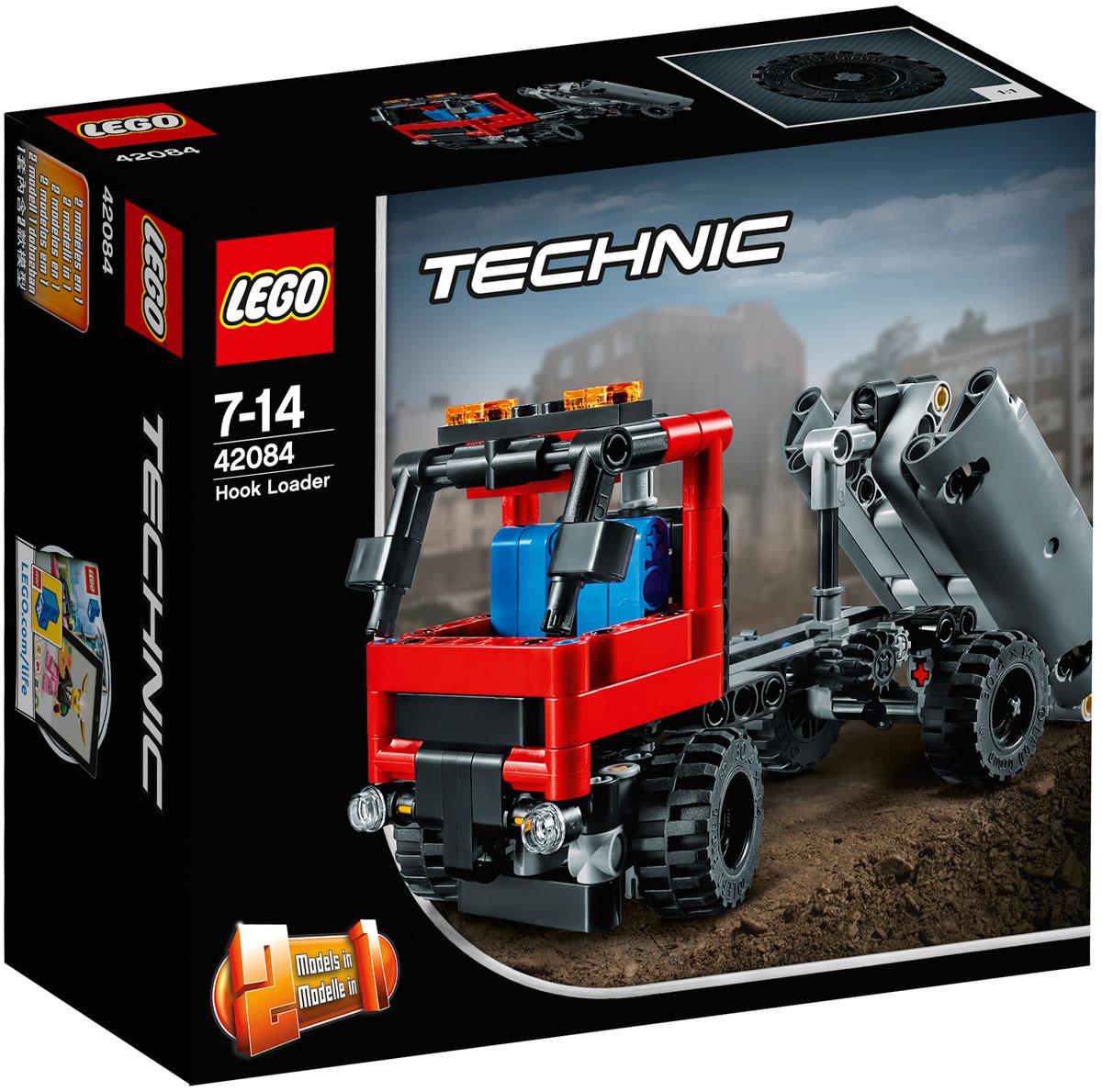 LEGO Technic 42084 Погрузчик Конструктор