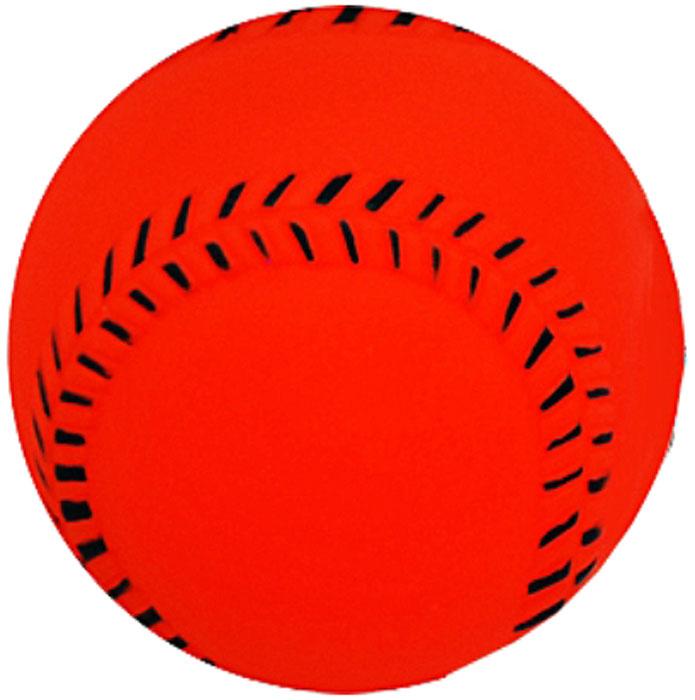 Игрушка для собак Уют Мяч бейсбольный, 7 см игрушка для собак уют мяч футбольный цвет белый черный 7 см