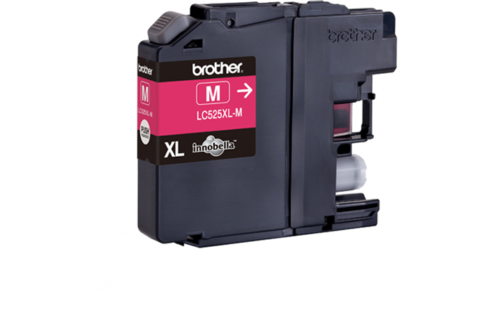 Brother LC525XLM, Magenta картридж для Brother DCP-J100, DCP-J105, MFC-J200 free shipping original printhead compatible for brother dcp j100 j105 j200 printer head print head