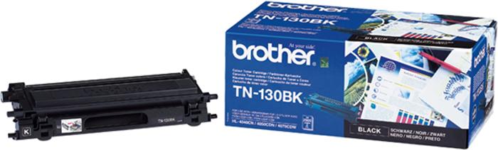 все цены на Картридж Brother TN130BK, черный, для лазерного принтера онлайн