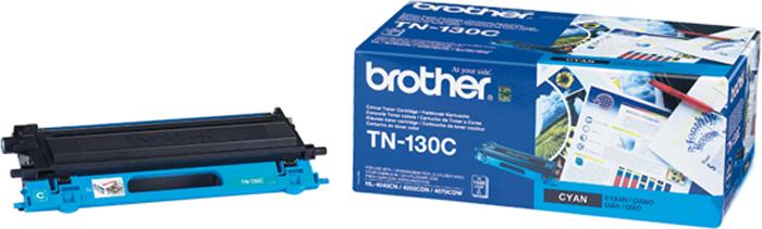 Brother TN130C, Cyan тонер-картридж для HL-4040CN/HL-4050CDN/DCP-9040CN/MFC-9440CN