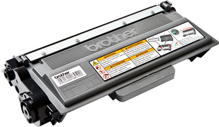 лучшая цена Картридж Brother TN3390, черный, для лазерного принтера
