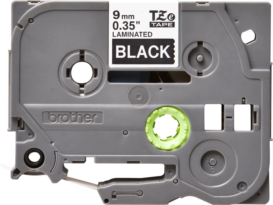 Brother TZE325, Black White лента для матричного принтера 9 мм