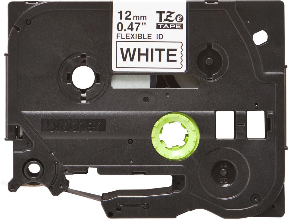 Brother TZEFX231, White Black лента для матричного принтера 12 мм недорого