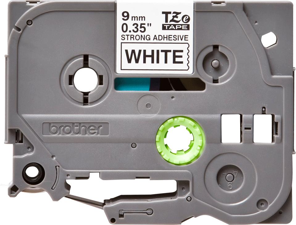 Brother TZES221, White Black лента для матричного принтера 9 мм