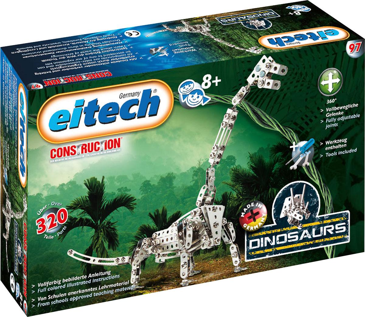 Eitech Конструктор Динозавр-Брахиозавр