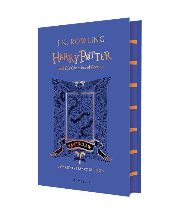 лучшая цена Harry Potter and the Chamber of Secrets – Ravenclaw Edition