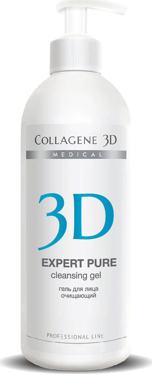Medical Collagene, 3DГель очищающий для лица Expert Pure 500 мл Medical Collagene 3D