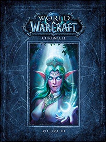 World of Warcraft Chronicle Volume 3 world of warcraft chronicle volume 1