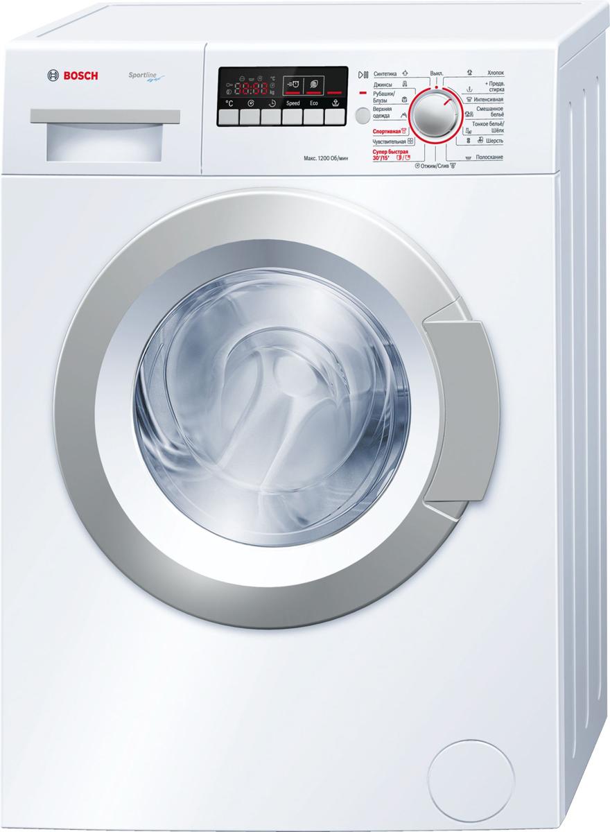 Bosch WLG 2426 WOE стиральная машина
