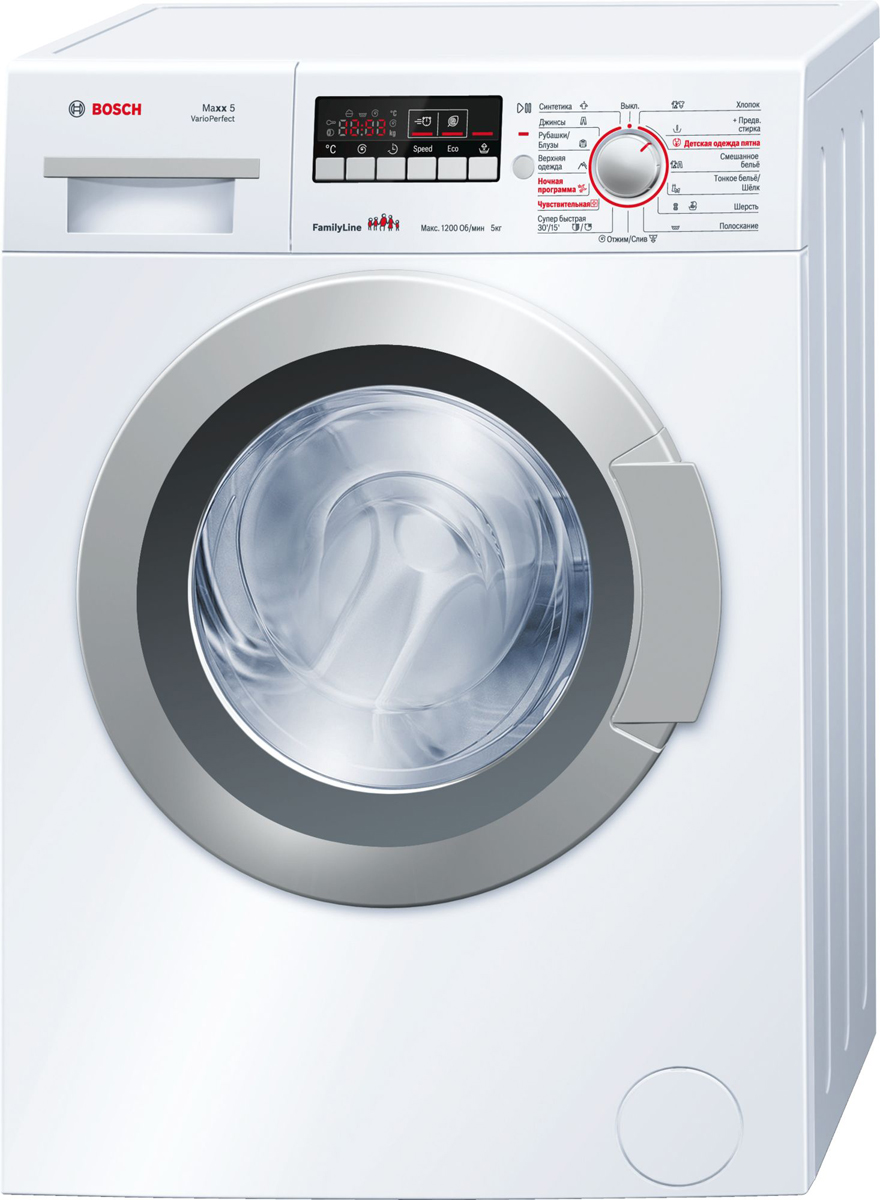 Стиральная машина Bosch, WLG 2426 FOE
