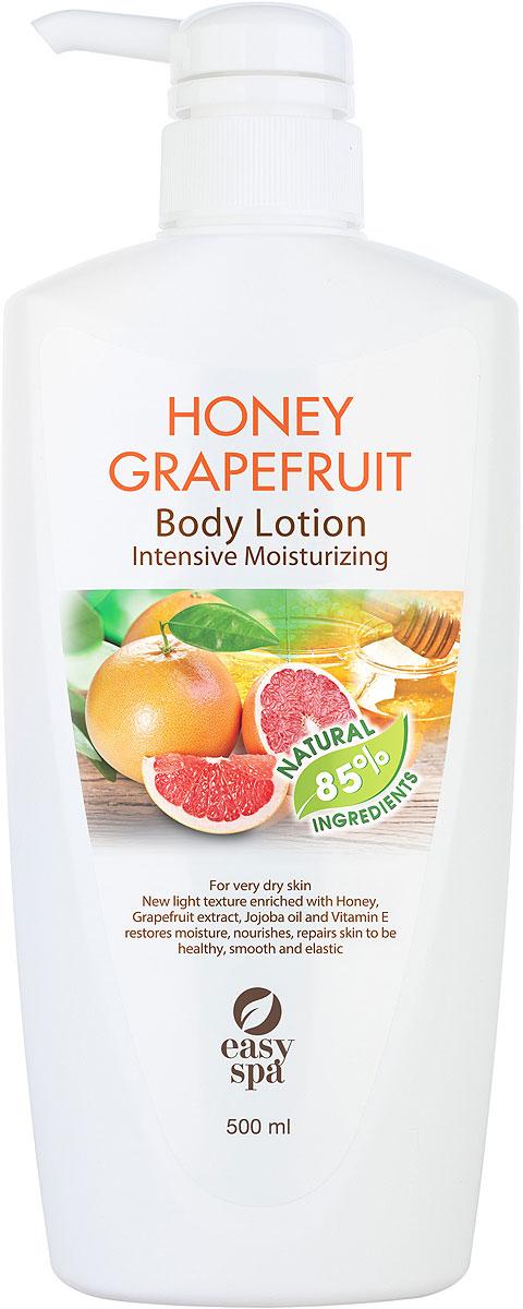 Easy Spa Лосьон для тела для сухой кожи Honey Grapefrui, 500 мл