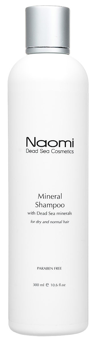 Naomi Шампунь с минералами Мертвого моря, 300 мл