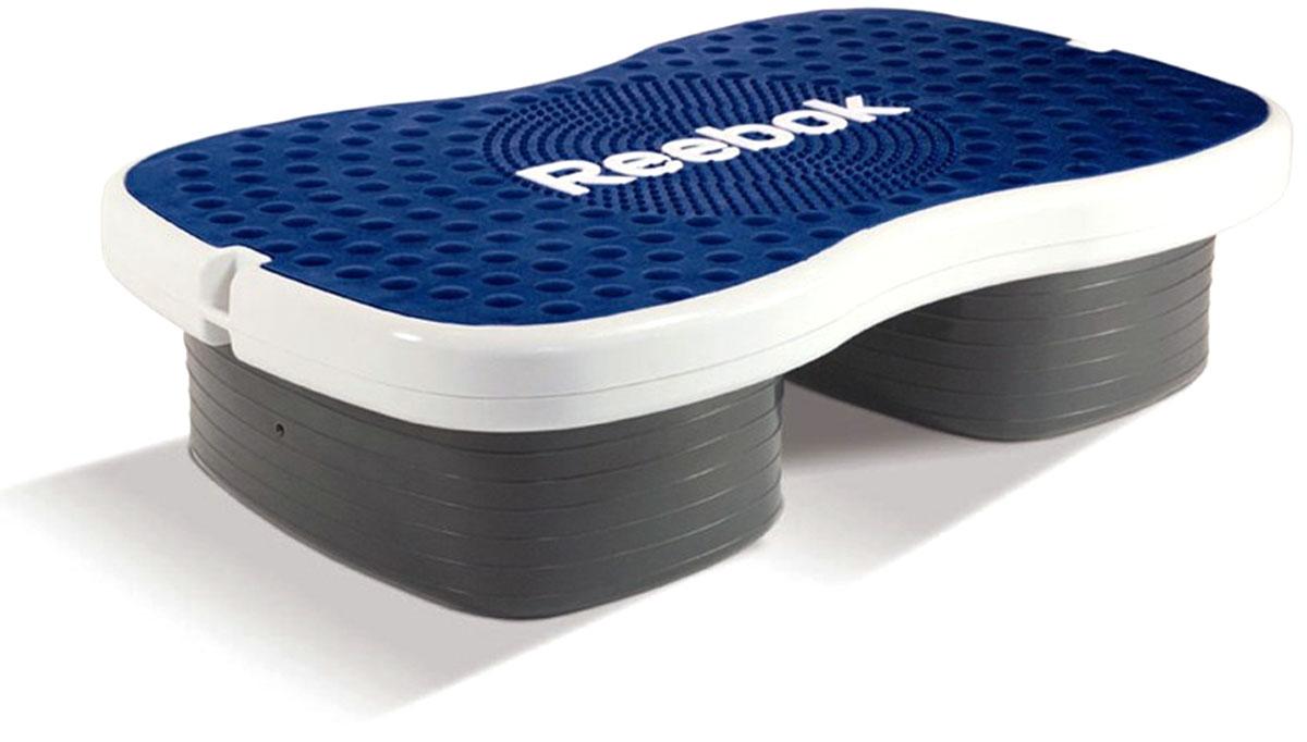 Степ-платформа Reebok Easy Tone, цвет: синий мяч reebok two tone rab 40016bl
