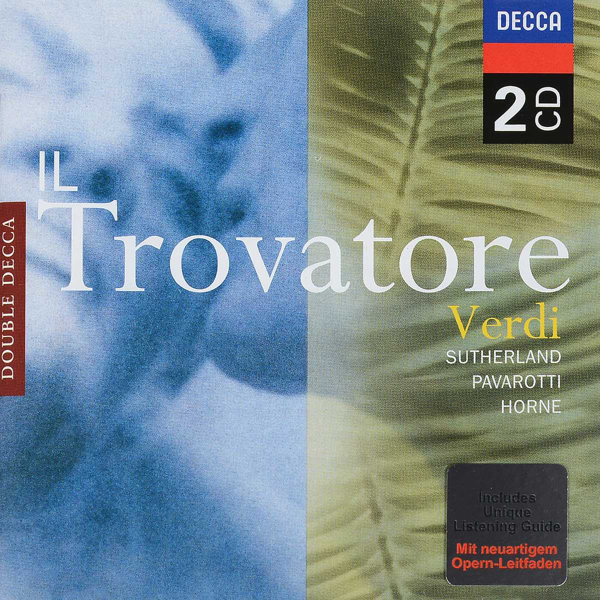 Richard Bonynge, Nicolai Ghiaurov. Verdi: Il Trovatore verdi il trovatore blu ray