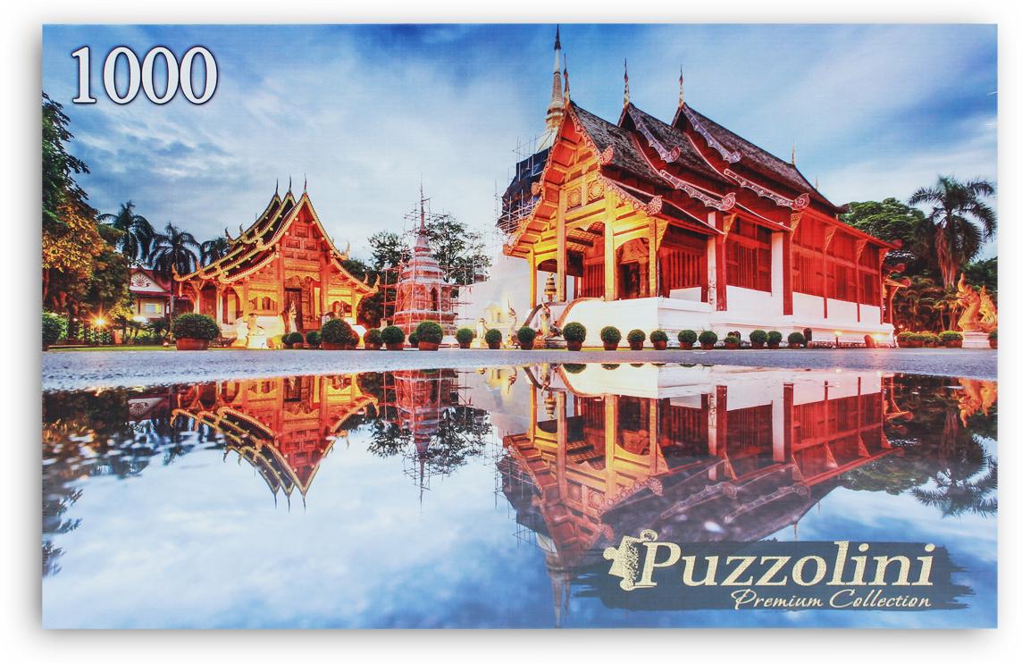Puzzolini Пазл Таиланд Храмы Чиангмая пазл италия парк чинкве терре puzzolini 500 деталей