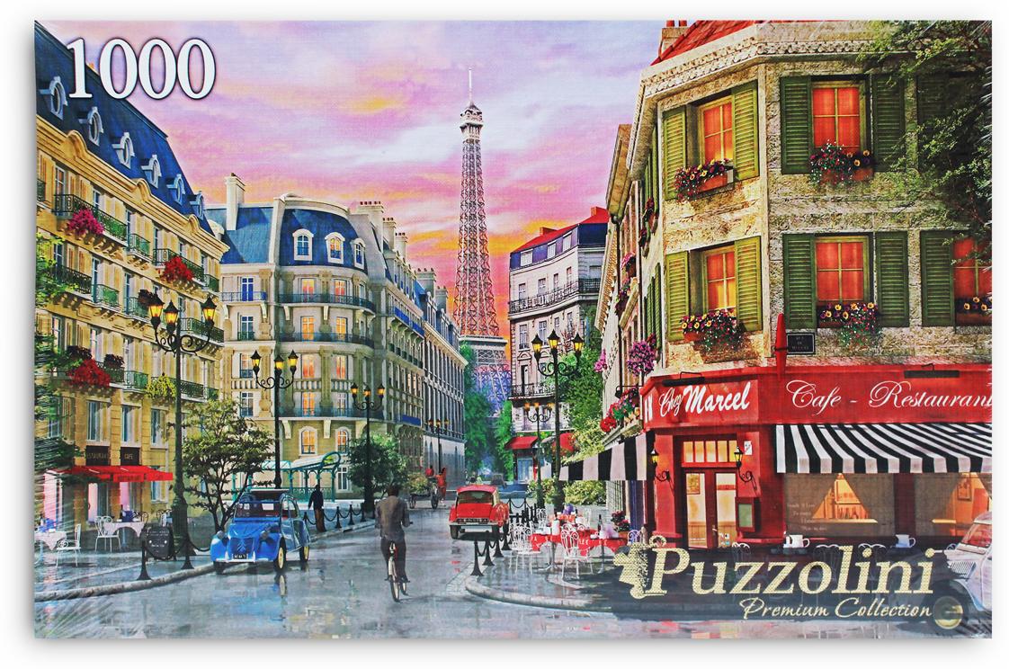 Puzzolini Пазл Доминик Дэвисон Сумрачный Париж пазл италия парк чинкве терре puzzolini 500 деталей