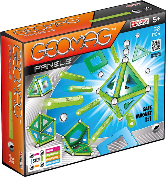 Geomag Конструктор магнитный Panels 32 элемента