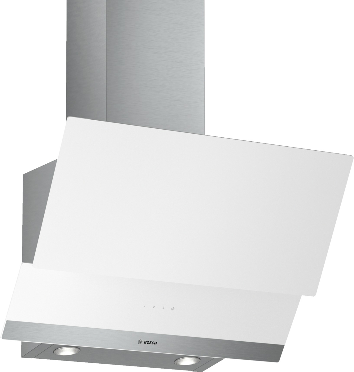 Вытяжка Bosch, со стеклом, DWK 065 G 20 R