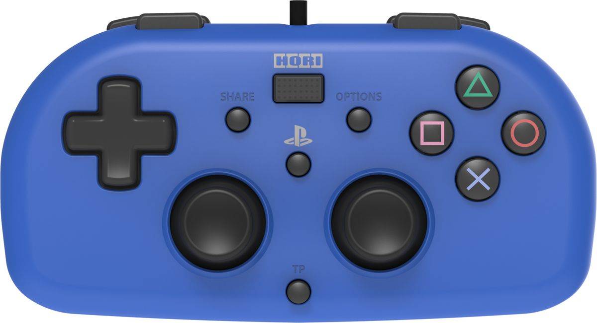 Hori Pad Mini, Blue геймпад