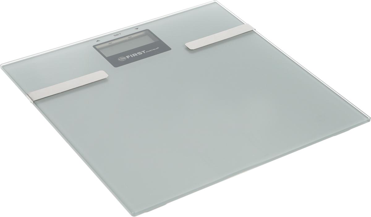 Напольные весы First FA-8006-3-SI цена и фото