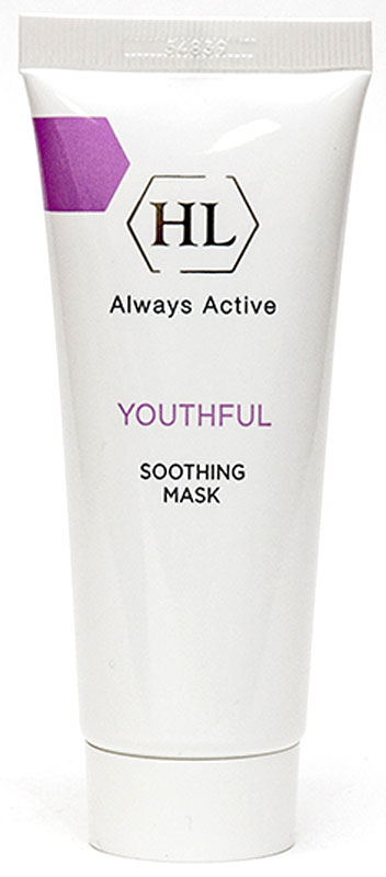 Holy Land Сокращающая маска Youthful Soothing Mask, 70 мл