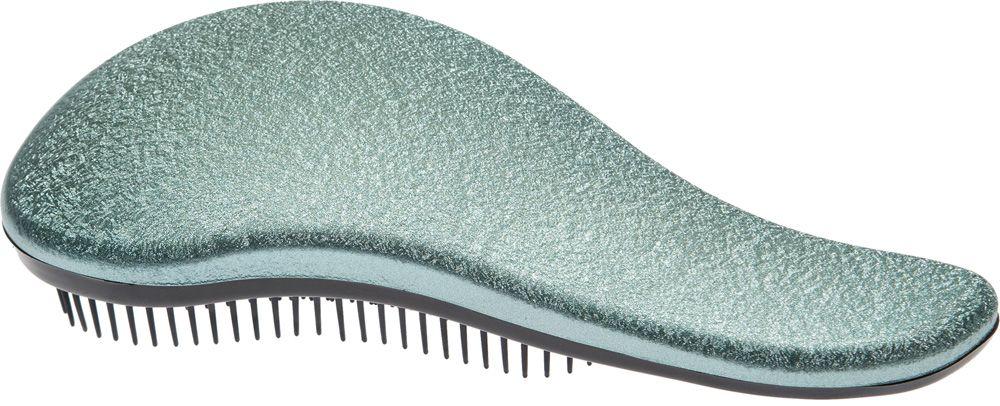 Dewal Beauty Щетка массажная, для легкого расчесывания волос, большая, цвет: голубой, черный щетки косметические dewal beauty щетка массажная для легкого расчесывания волос большая