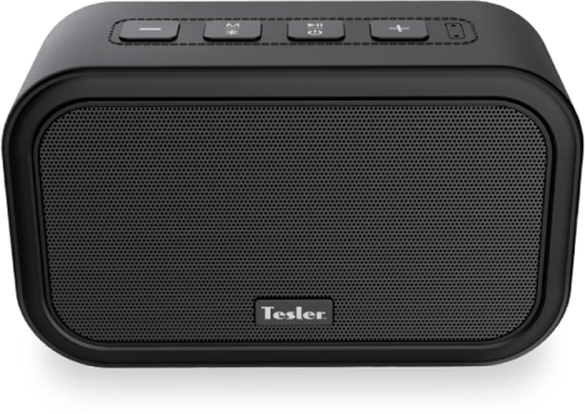 Беспроводная колонка Tesler PSS-444, Black