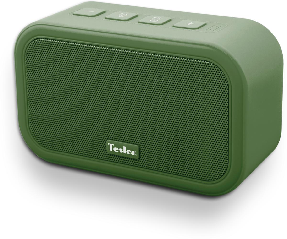 Беспроводная колонка Tesler PSS-444, Green