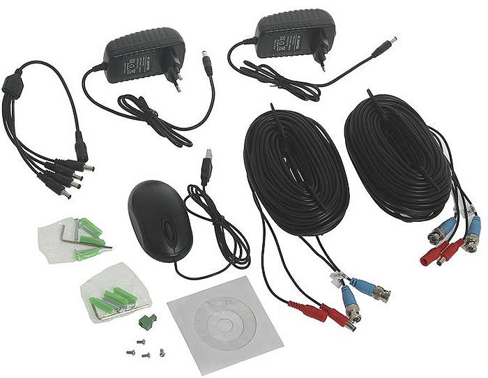 Falcon Eye FE-104MHD KIT Lightкомплект видеонаблюдения Falcon Eye
