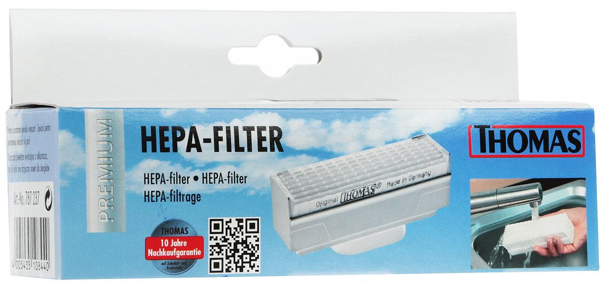 Thomas 787237 HEPA-фильтр для пылесосов Twin