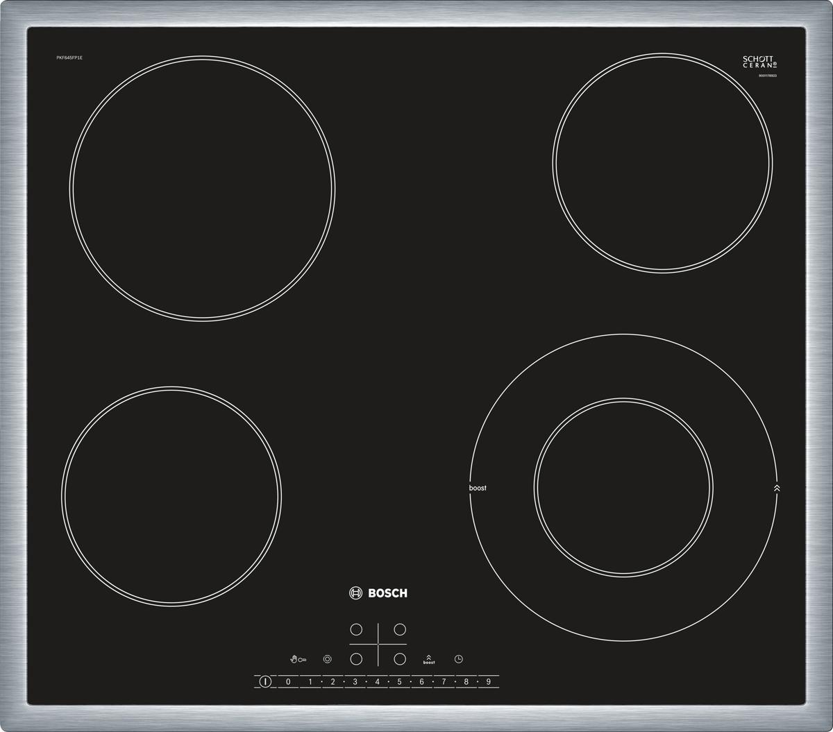 Bosch PKF645FP1 варочная панель встраиваемая цена и фото