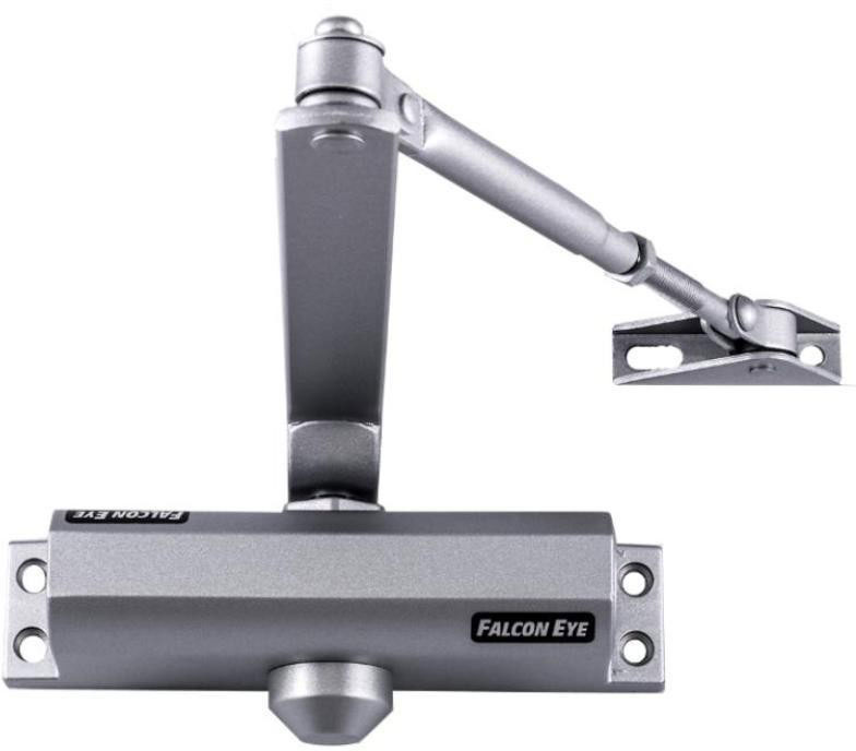 Falcon Eye FE-B2W, Silver доводчик дверной falcon eye fe b2w silver доводчик дверной