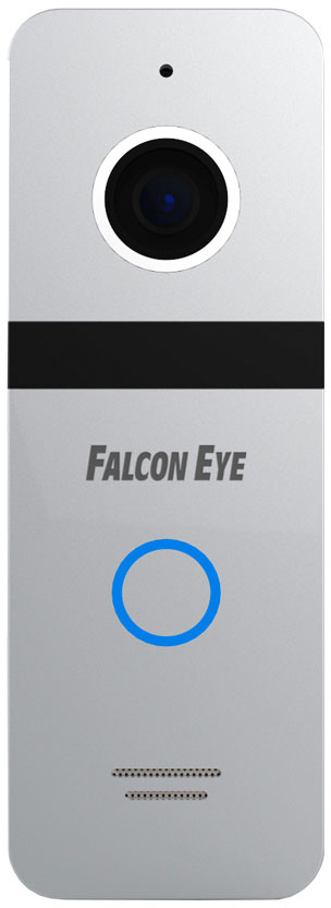 Falcon Eye FE-321, Silver вызывная панель вызывная панель falcon eye fe ipanel 3 id black