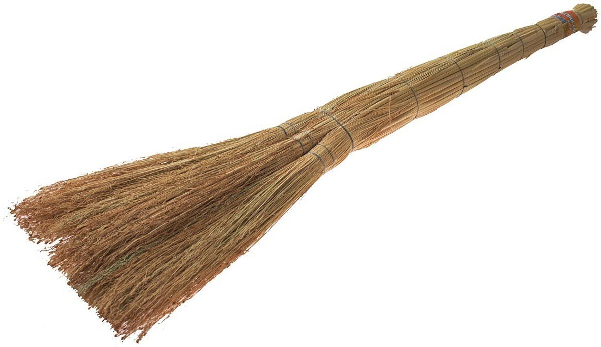Веник Домашний Сундук Макси, цвет: светло-коричневый, высота 82 см бумага для выпекания домашний сундук цвет светло коричневый 30 см х 5 м