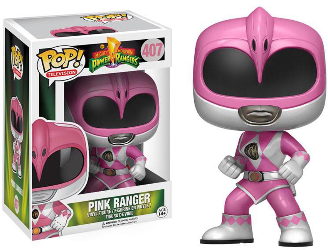 Фигурка Funko POP! Vinyl: Power Rangers: Pink Ranger 12273