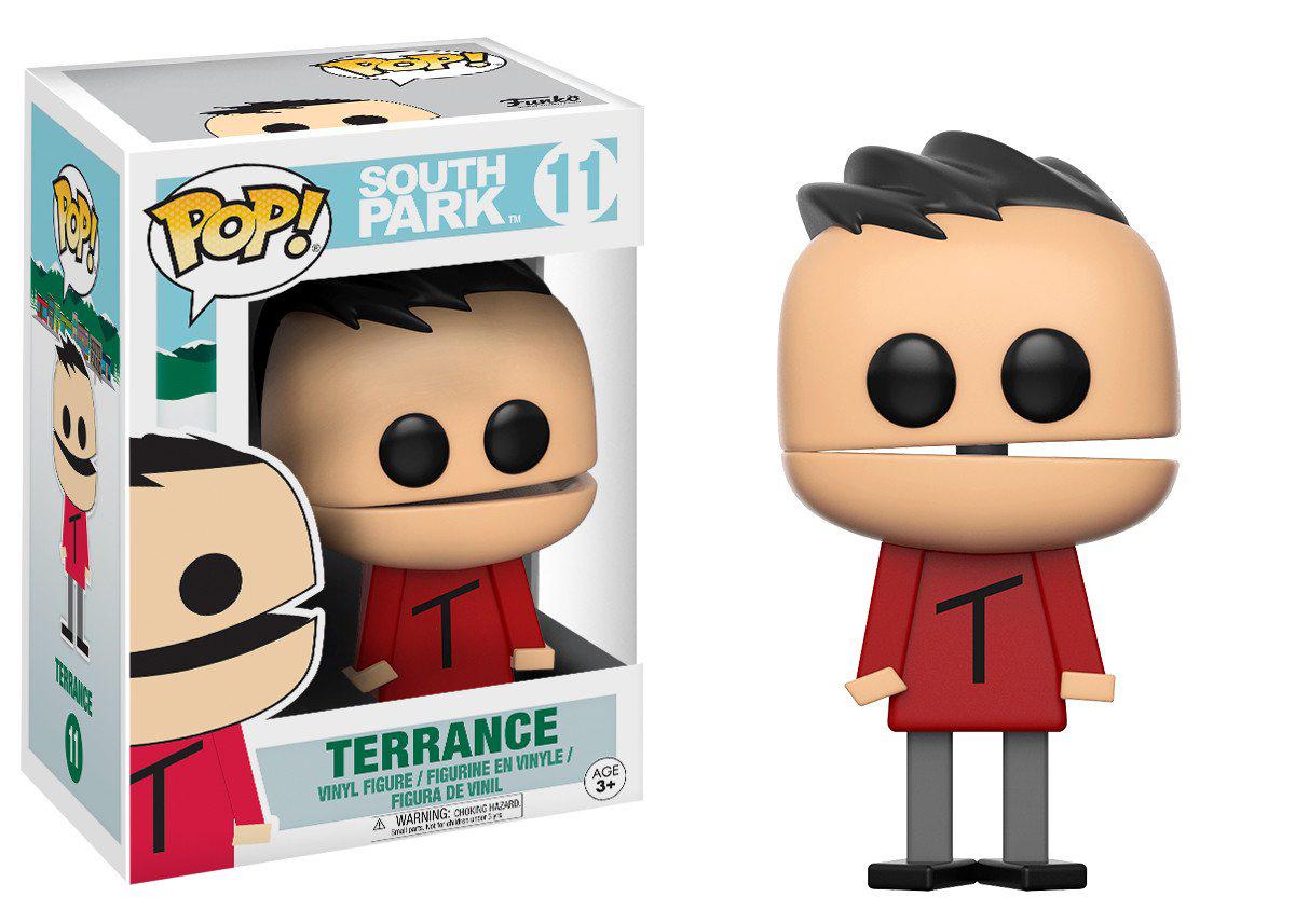 Фигурка Funko POP! Vinyl: South Park: Terrance 13275 цена